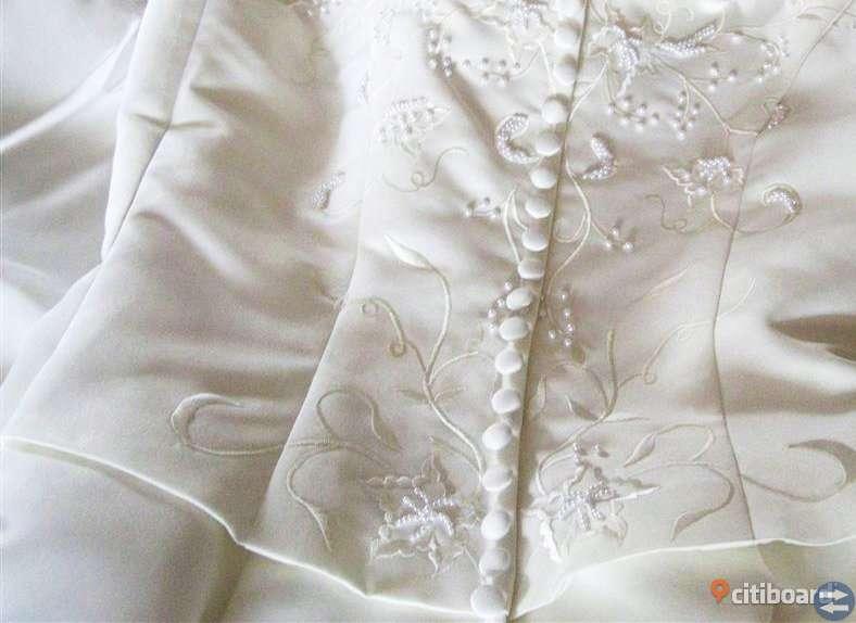 Brudklänning / Bröllopsklänning