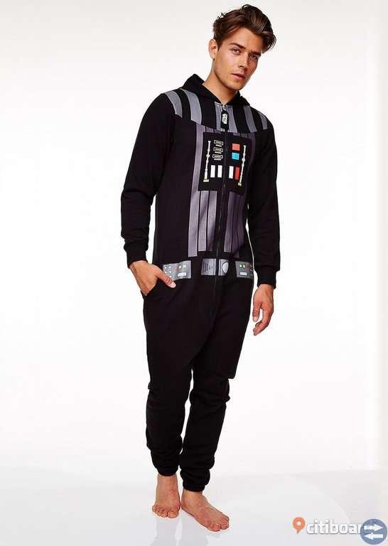 Ny - Star Wars Darth Vader Jumpsuit (butikspris 4-500 kr)