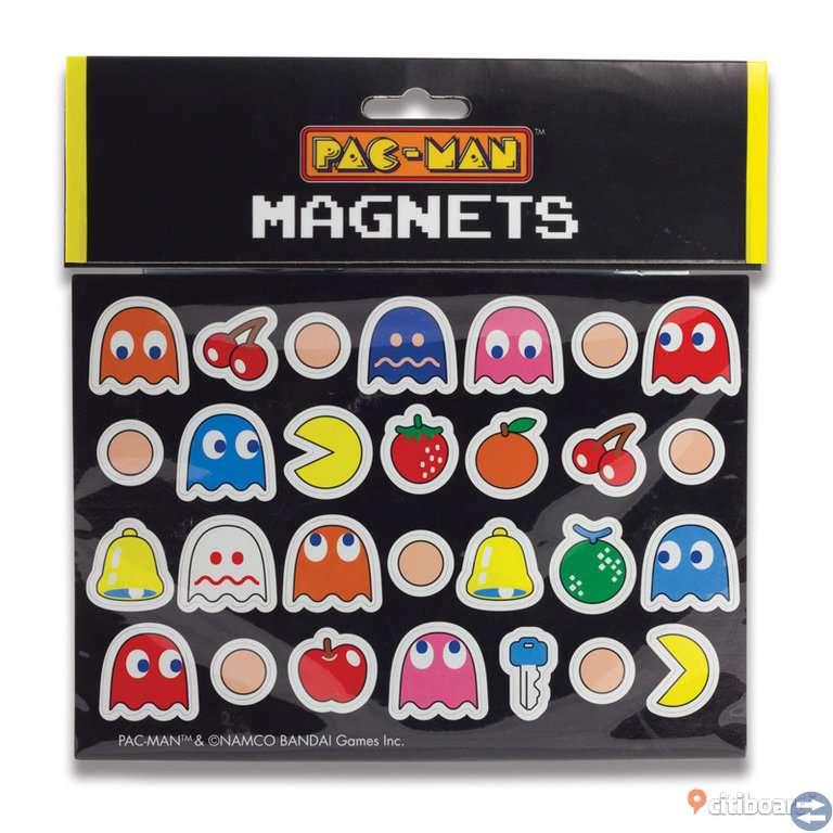 NY - Pacman kylskåpsmagneter