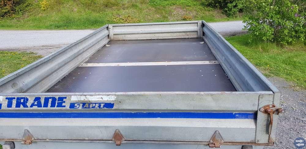 Brenderup/ Thule HG 1500 boggi
