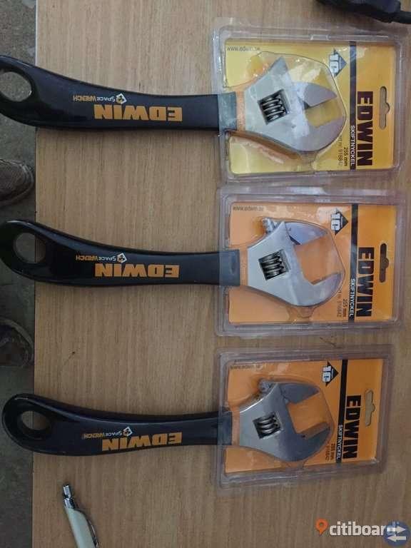 Nya handverktyg