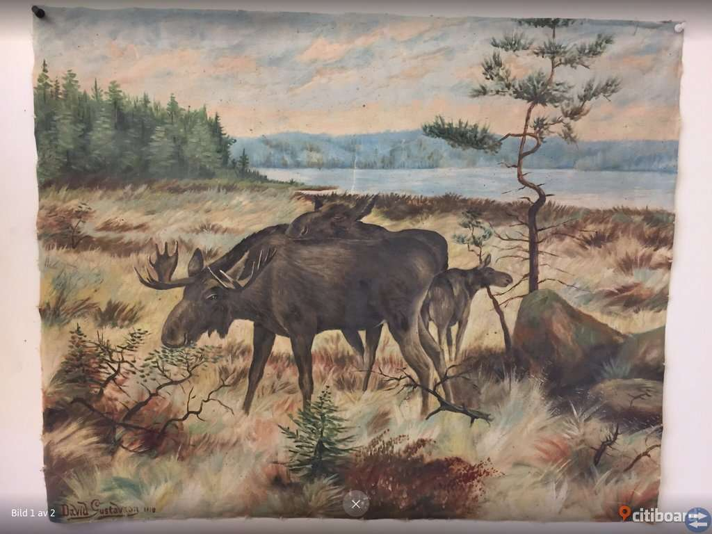 Tavlor från 18-1900 talet
