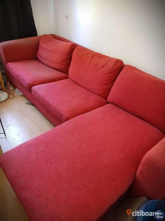 Fin soffa i fint skick