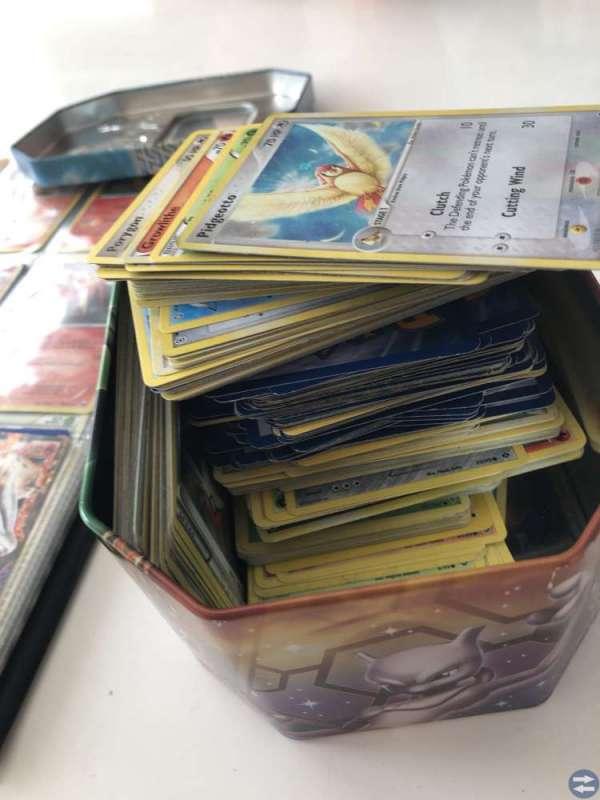 Pokémon kort