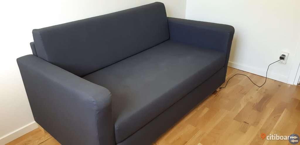 IKEA Bäddsoffa Solsta