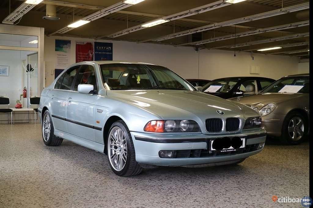 BMW 523i e39 13500mil, Automat, Rostfri!