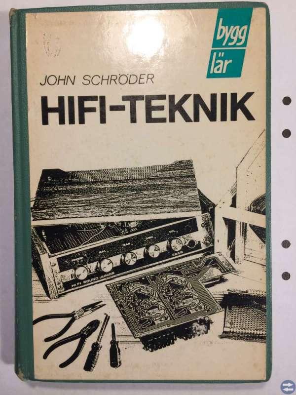 HiFi-Teknik - Tryckt 1972