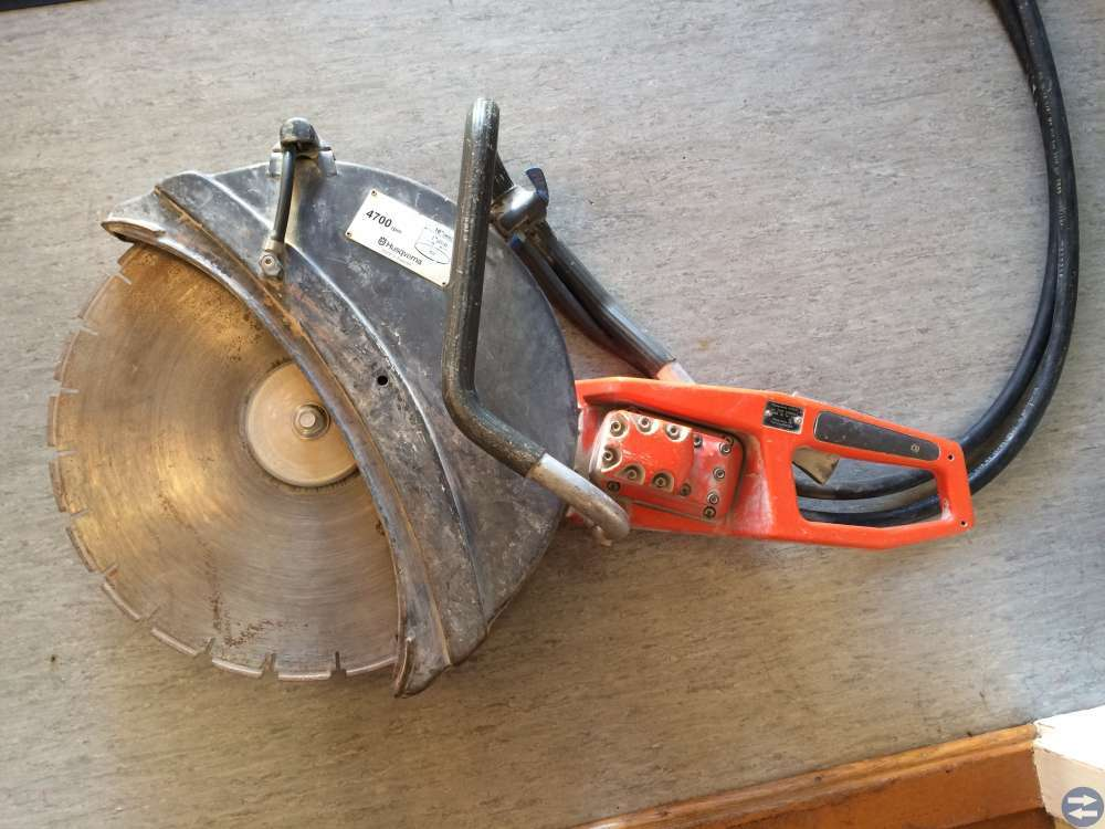 Husqvarna K2500 Hydraulic Power Cutter Blade 400mm