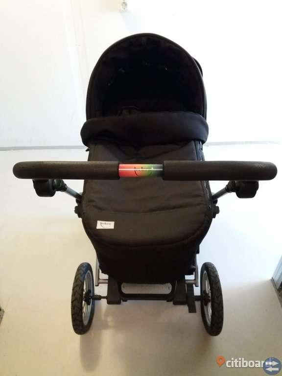 Teutonia barnvagn