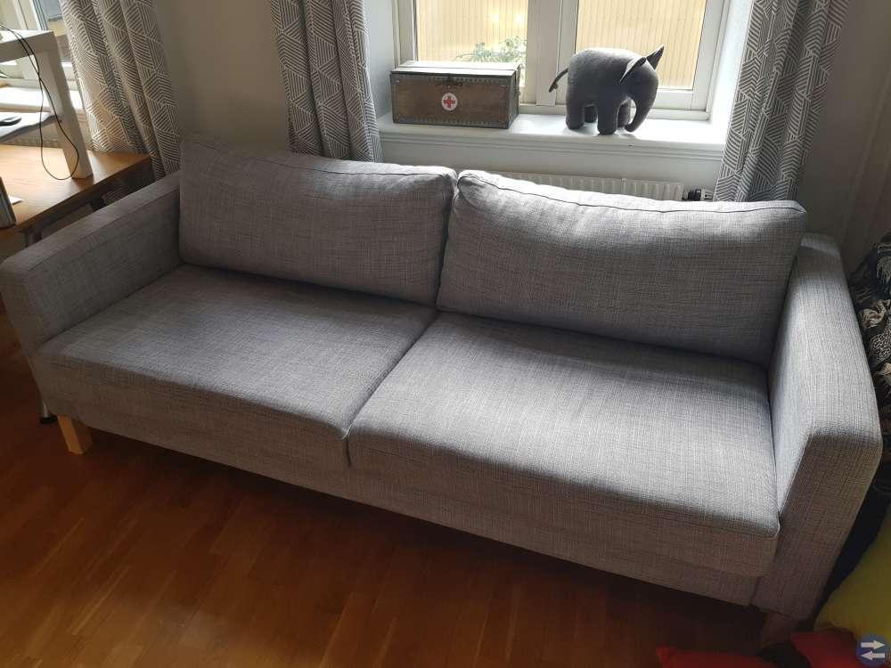 Karlstad 3-sits soffa