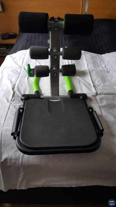 Träningsredskap, Total Core & Rowing Exerciser.