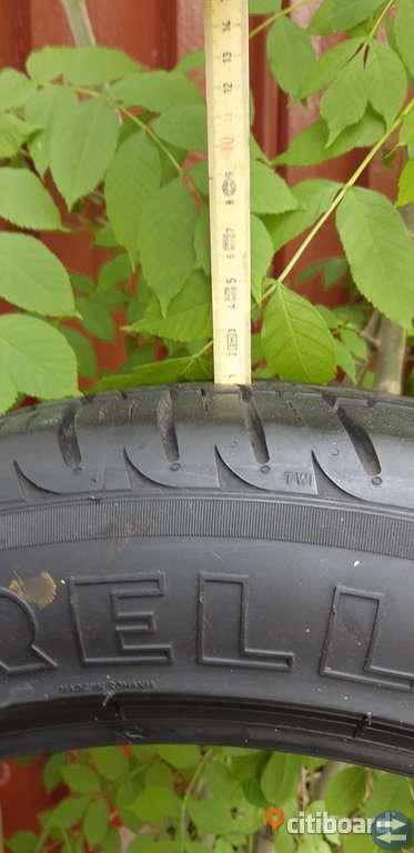 4 Pirelli Summerdäck 255/45R20  105V
