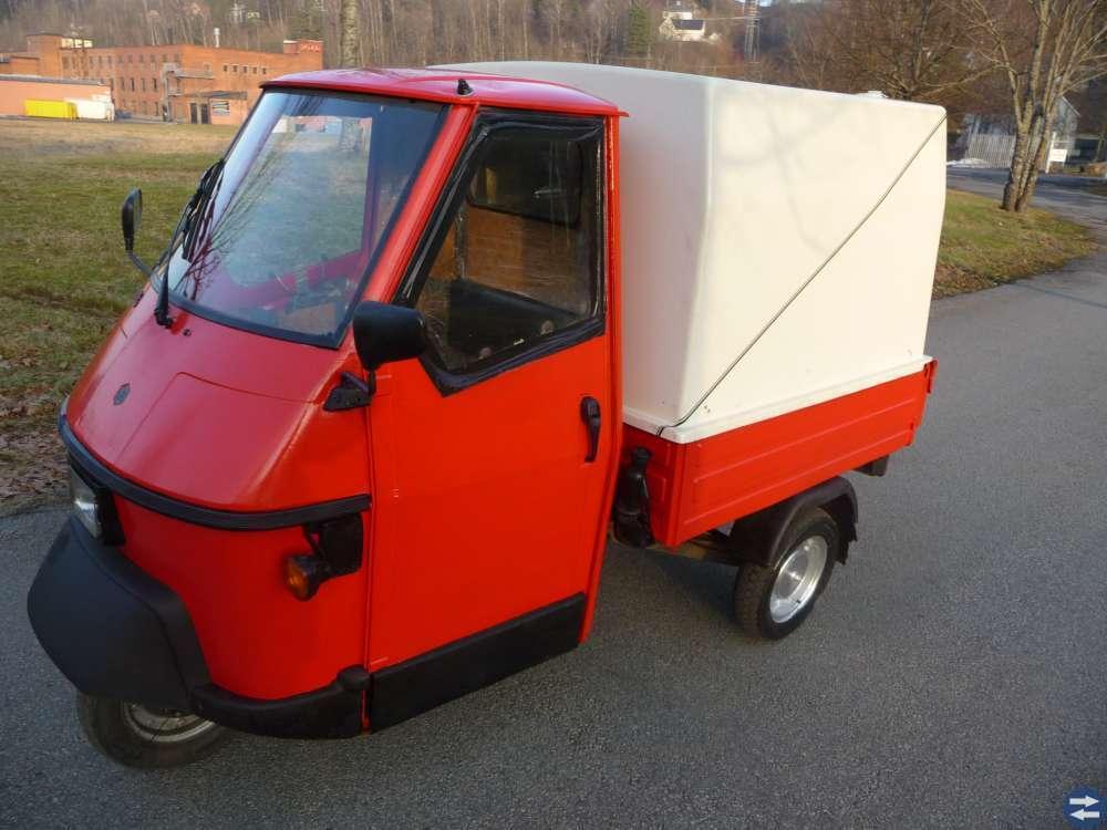 Köper Piaggio APE 50