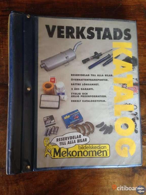 MEKONOMEN Katalog nr 1. AVGASSYSTEM.