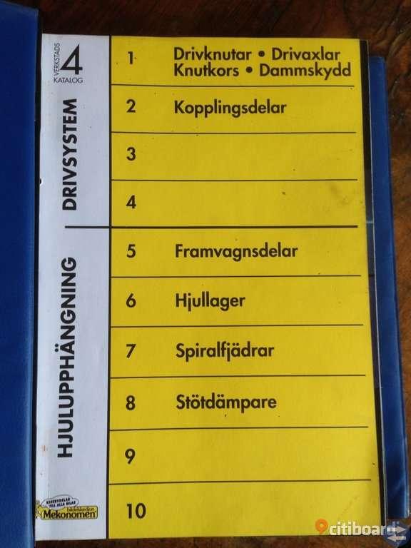MEKONOMEN katalog 4.
