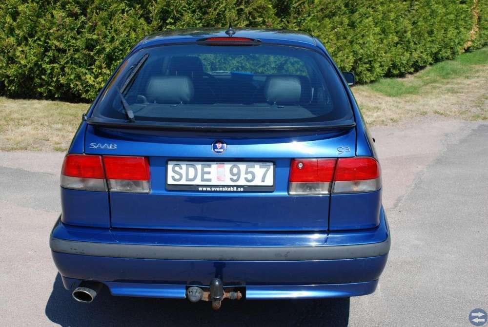 Saab 9-3 185 HK Turbo - motor troligen defekt -01