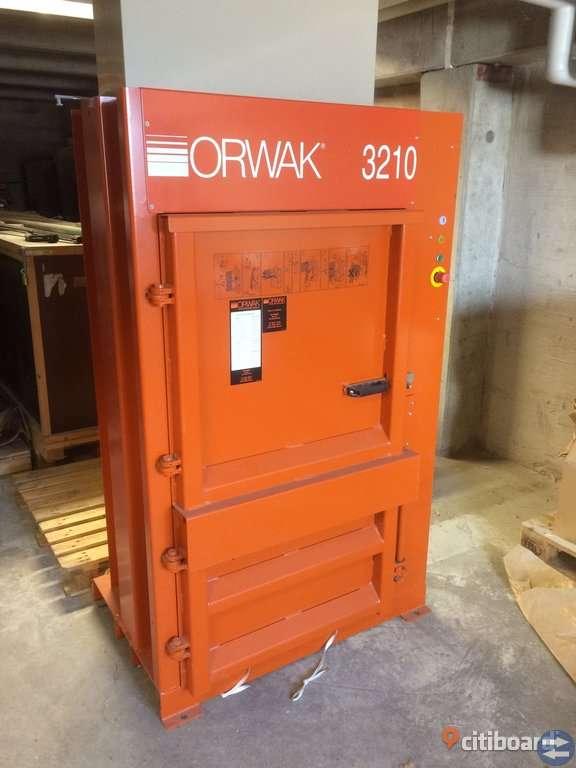 Balpress Orwak 3210
