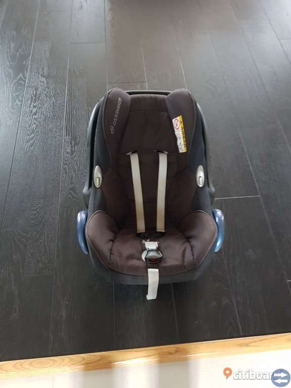 Bugabo cameleon barnvagn med bilbarnstol, maxi-cosi fäste för bilbarnstolen, ligg del, sitt del mygg