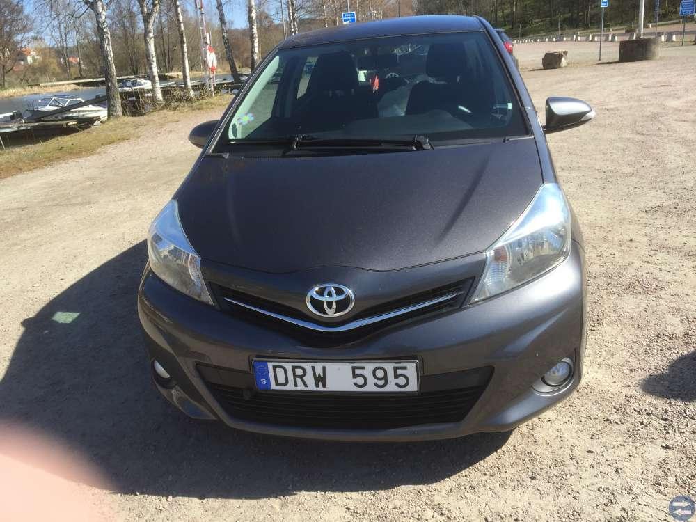 Fin Toyota yaris