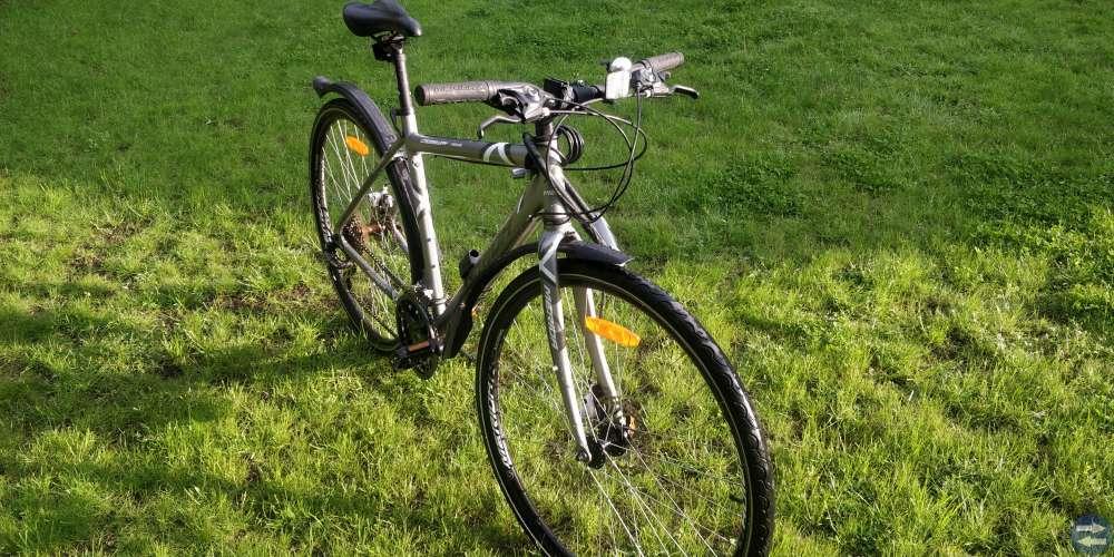 Merida Crossway Woodland cykel, 24-växlad