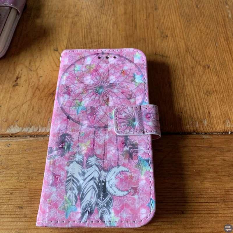 Plånboksfodral iPhone 7