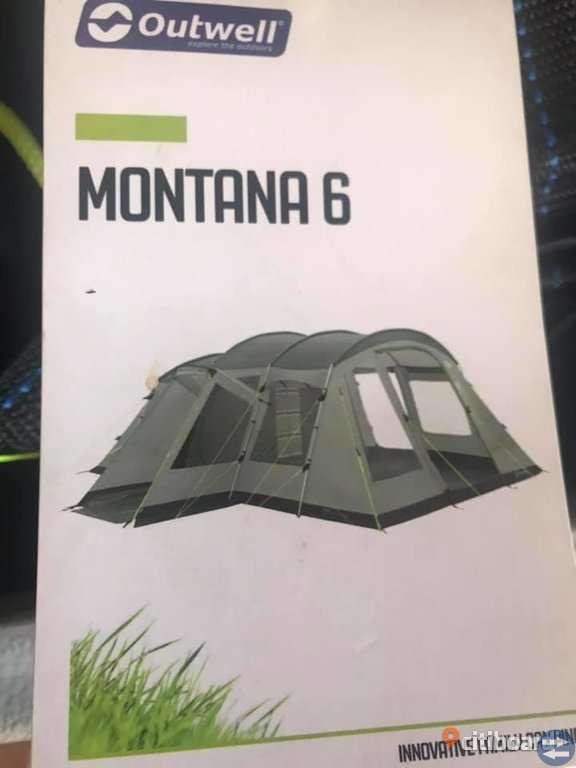 Komplett camping