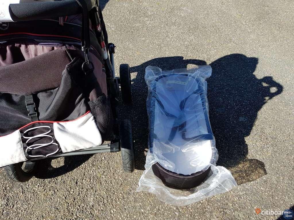 Cresent kombi barnvagn