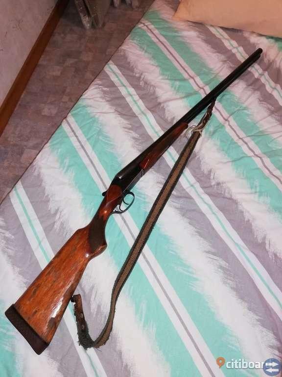 Vapenskåp, två vapen