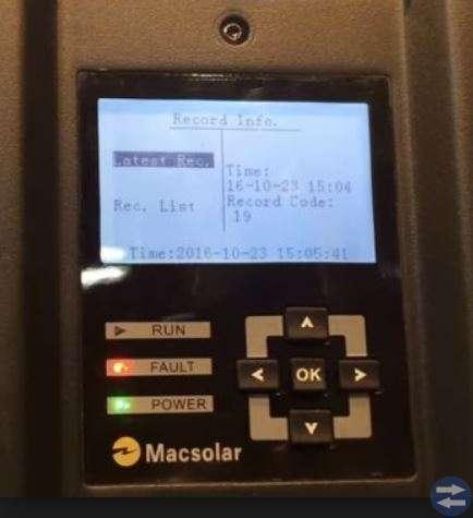 Växelriktare / inverter + solenergi