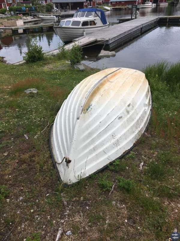 Roddbåt behov av renovering