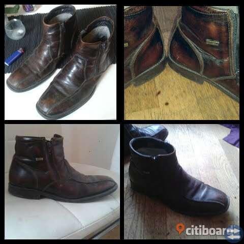 ZEUS Otto Boots | Bruna boots, Boots, Sommarskor