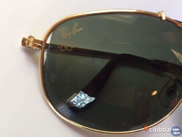 Ray-Ban Aviator Olympic special edition Vintage