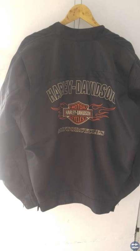 Äkta Harley jacka