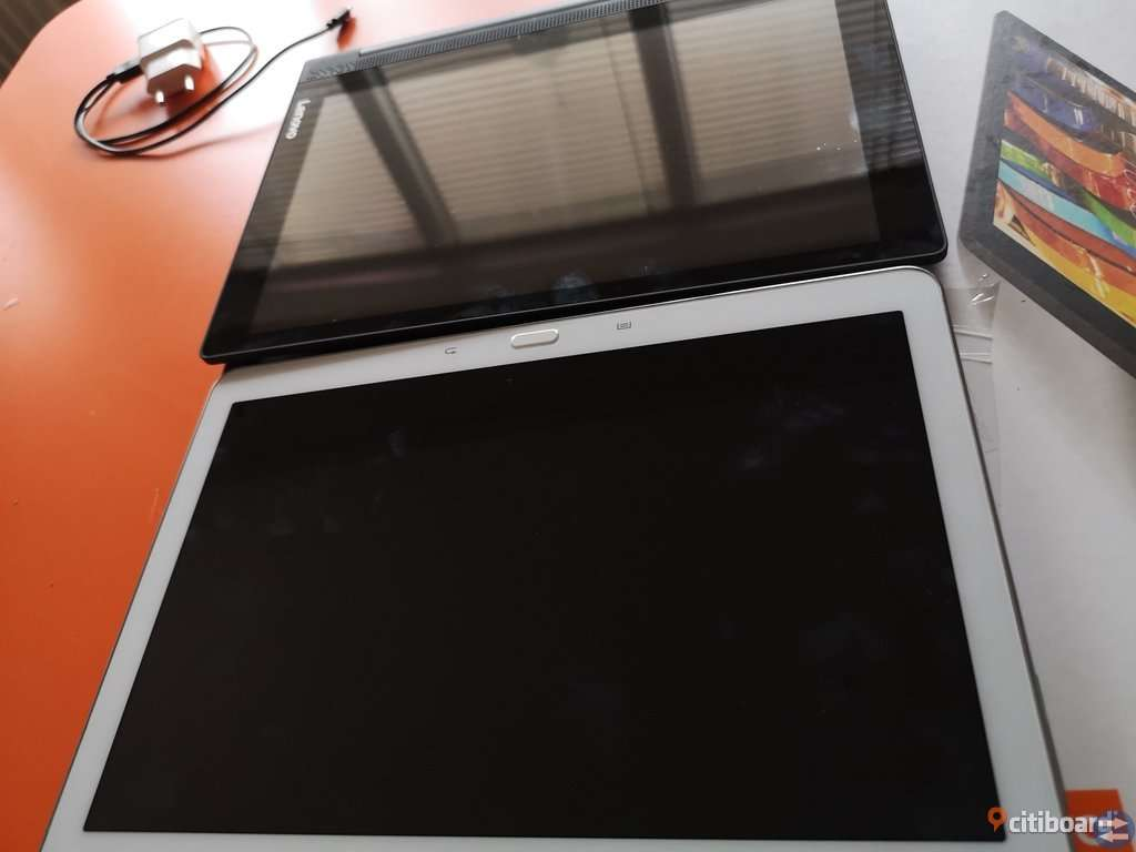 2st surfplattor Samsung/Lenovo