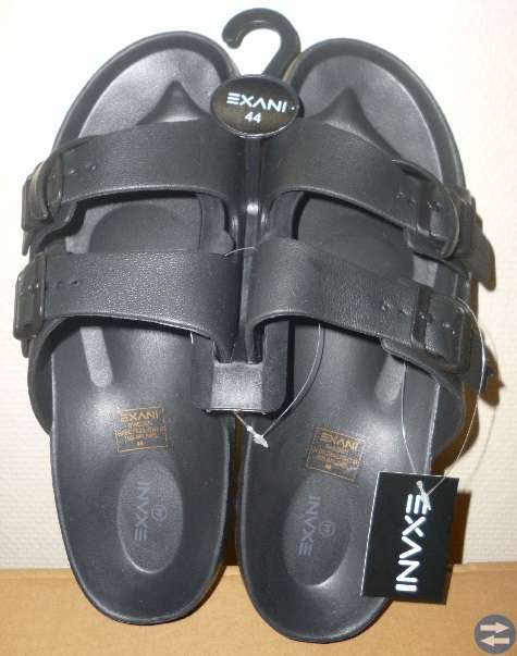 Exani SLIP-IN Toffel Spectra Light strl 36 - 46 He