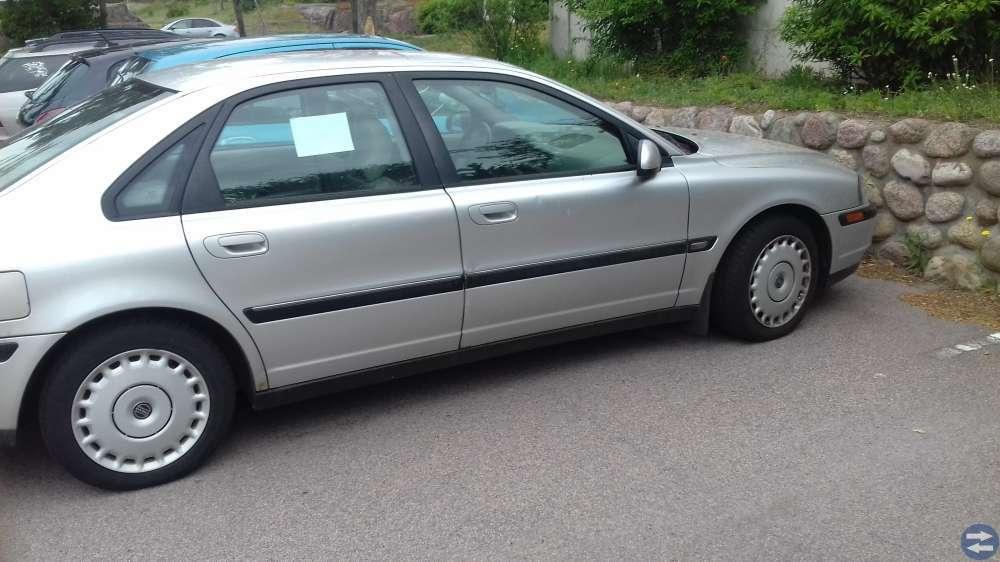 VOLVO T + S80 2000