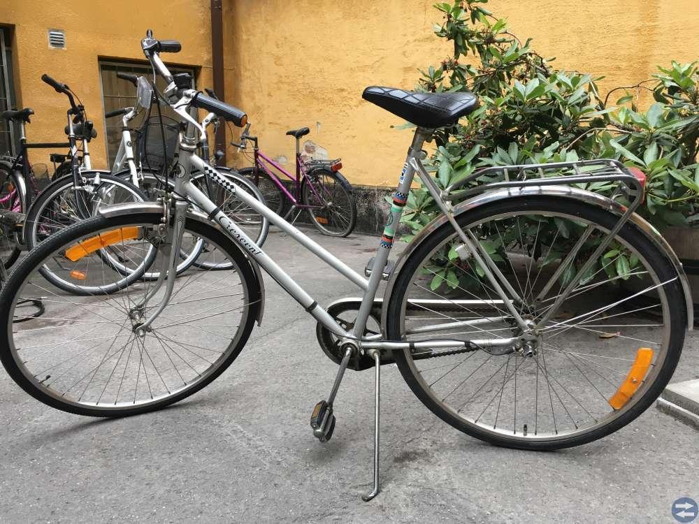 cykel begagnad stockholm