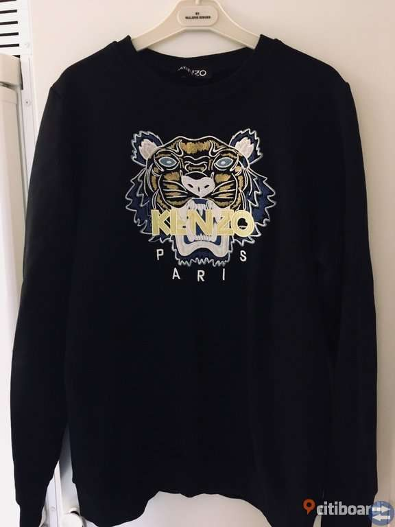 Kenzo collage tröja