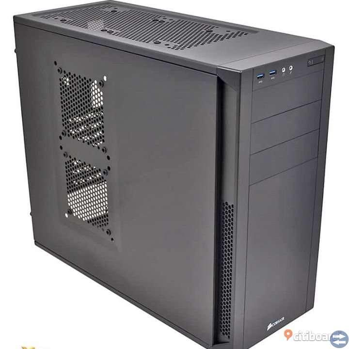 Komplett Gaming-PC GTX 960, i5-4690 + Högtalare & Ljudkort