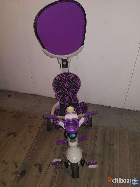 Trehjulcykel