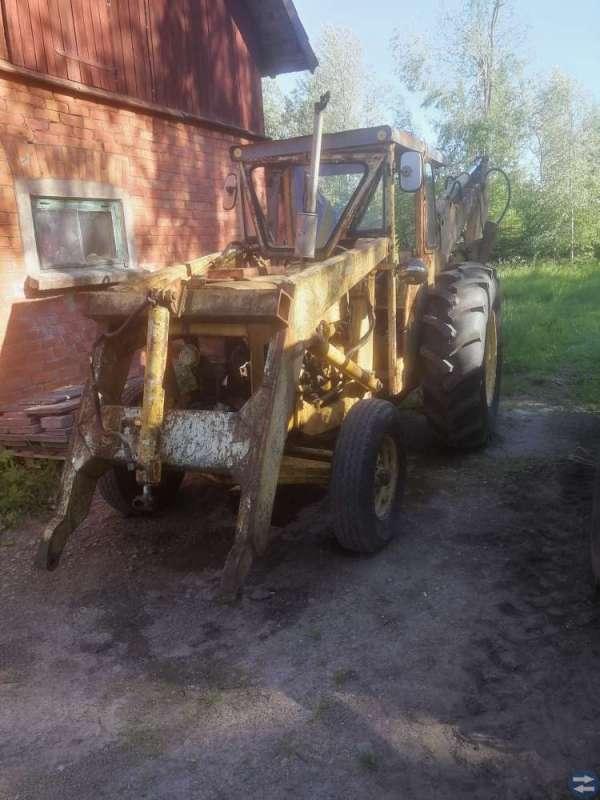 Ford Traktorgrävare
