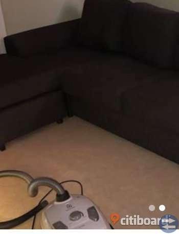 Stor divan soffa