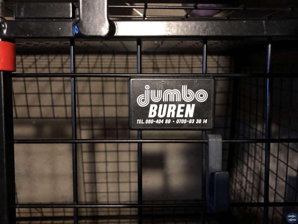 Jeppe hundbur Jumbo buren