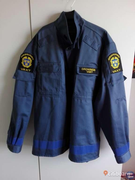 Ordningsvakt - skjortjacka