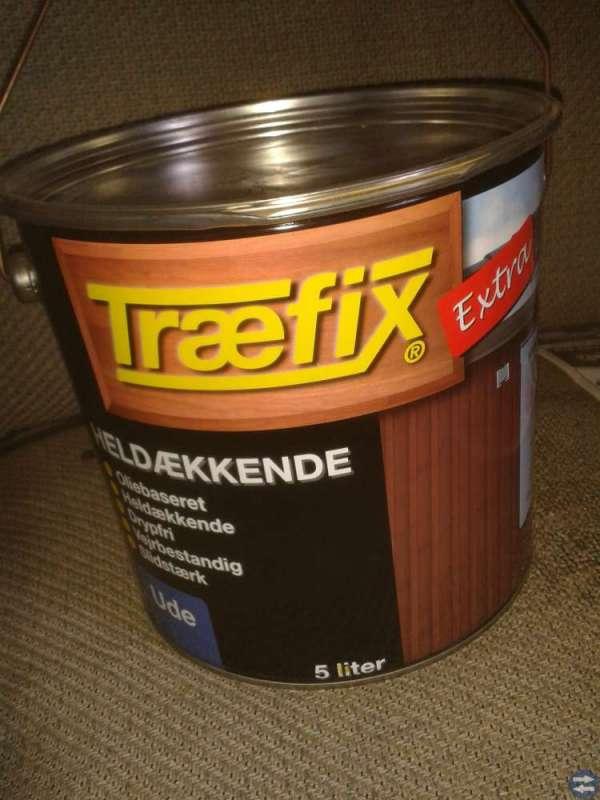 Utomhusfärg Träfix Extra 10 liter