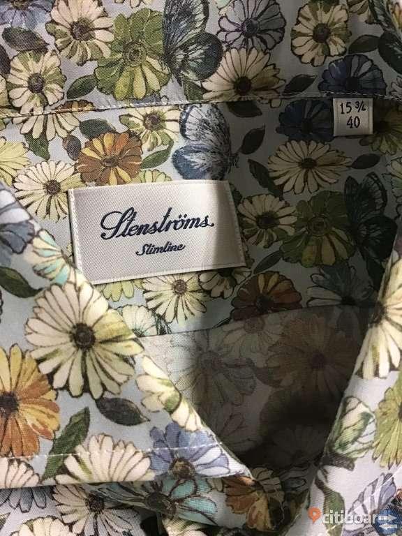 Helt ny Stenströms skjorta