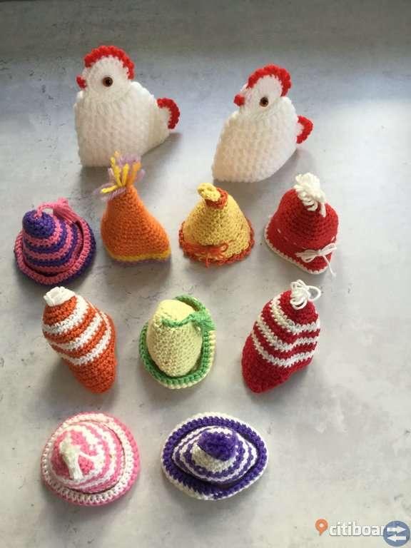 Äggmössor, servettringar