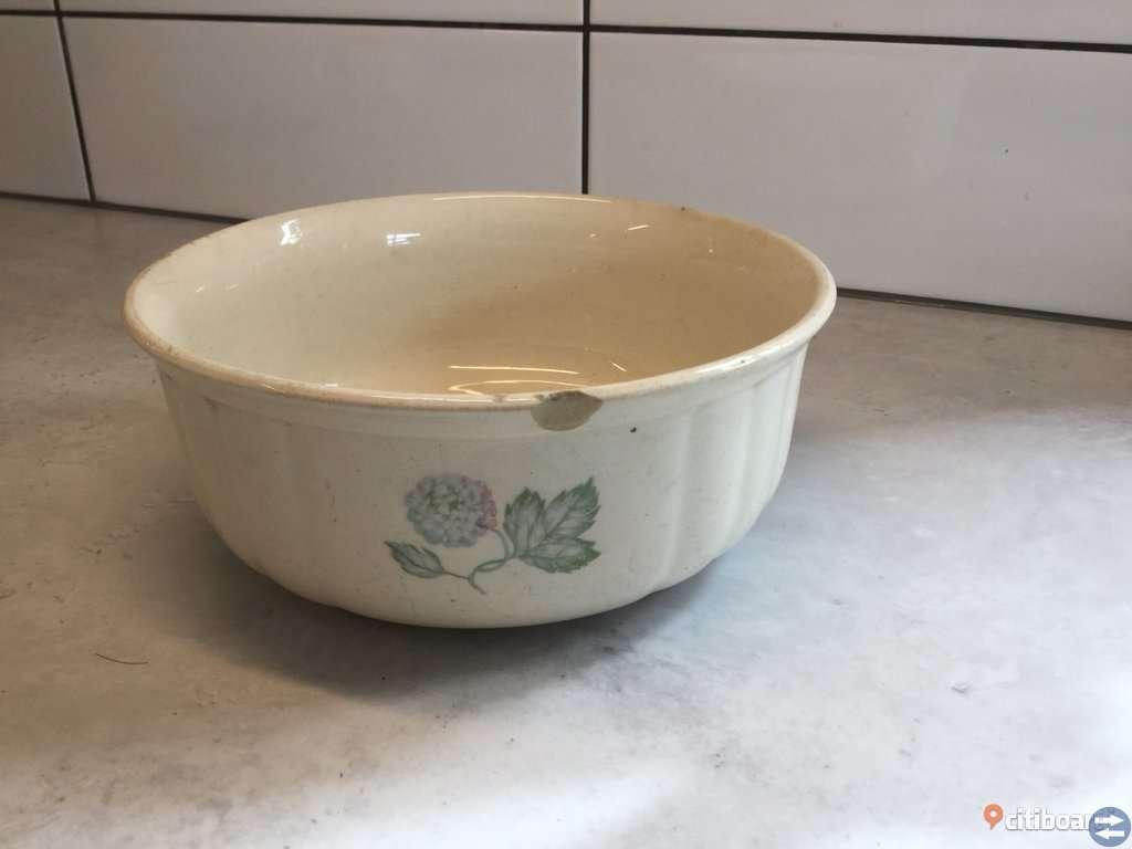 Keramikskål Vas Tavla Ljusstakar