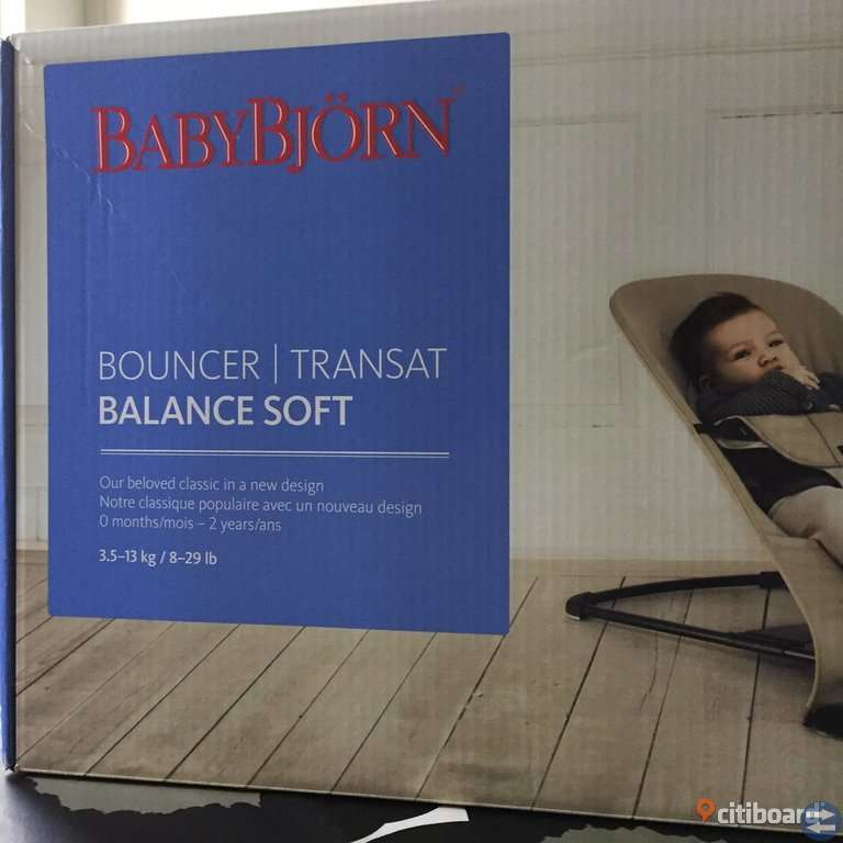 Baby Björn Bouncer