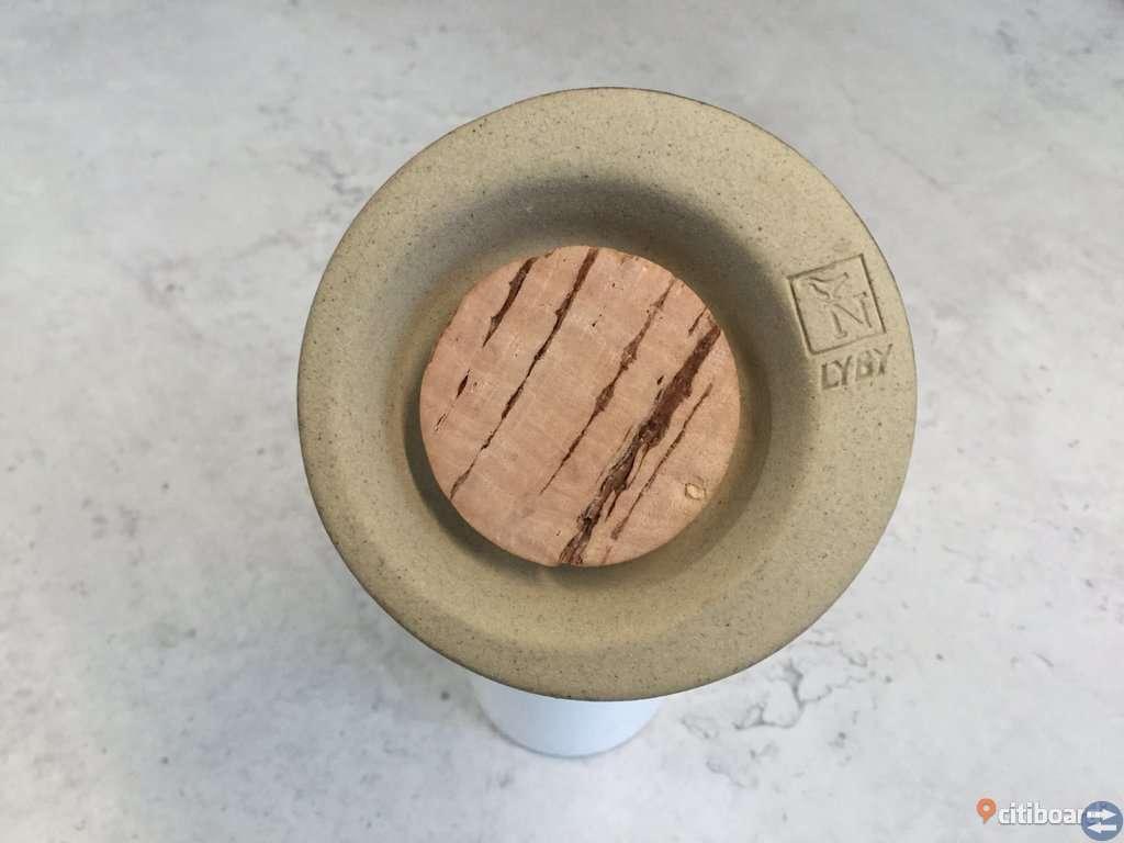Sparbössa Vas Keramikfigur